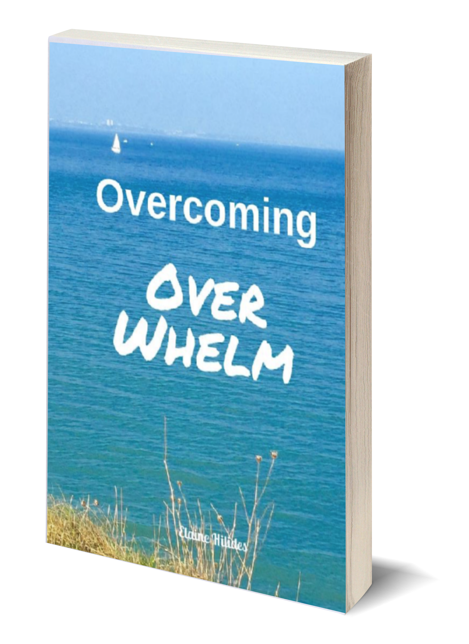overcoming overwhelm cover