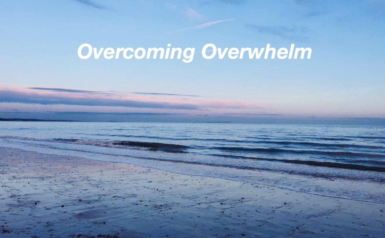 Overcoming Overwhelm logo
