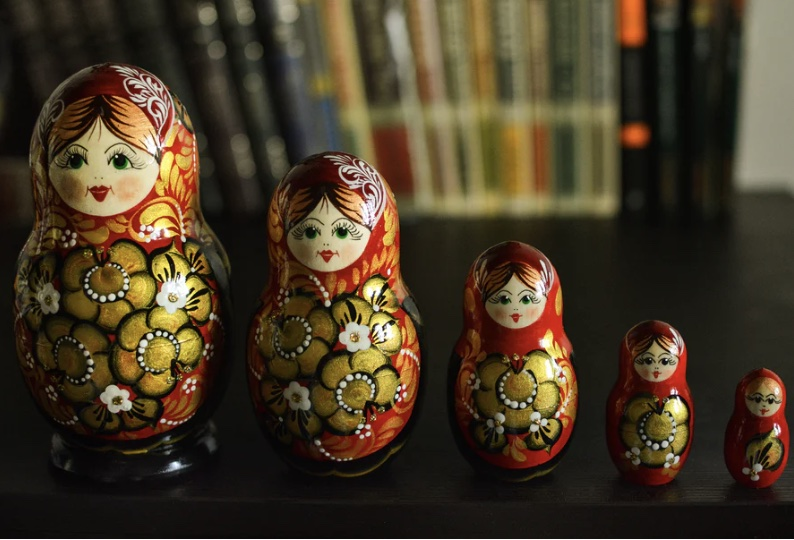 The Russian Doll of Therapy