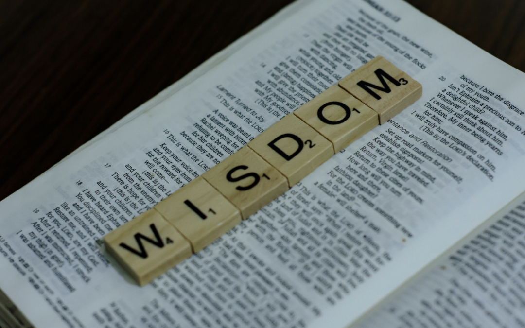 Are you Experiencing Wisdom or Wind?